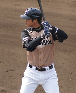 Fighters_ohtani_bat