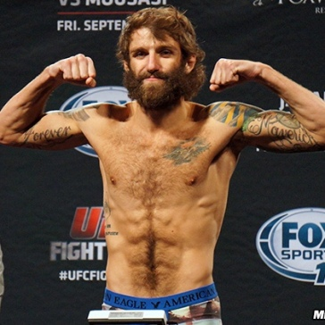 Michael Chiesa (right)