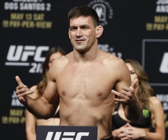 Demian Maia (left) Photo via MMAFighting.com